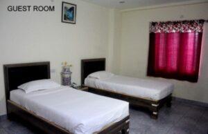 Model Guest Twin Room